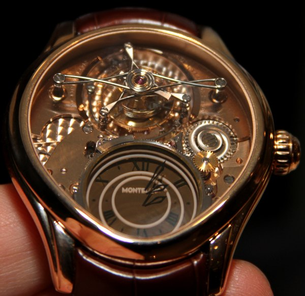 Montblanc Villeret Tourbillon Bi-Cylindrique Watch Hands-On
