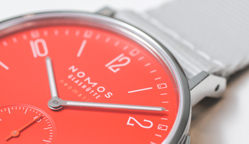 Nomos Ahoi Neomatik Watches In 4 Colorways Hands-On Hands-On