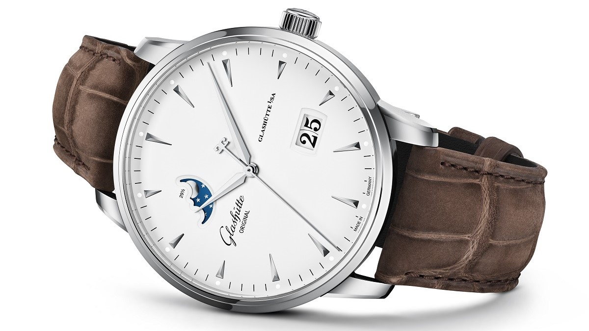 Glashütte Original Senator Excellence Panorama Date Moon Phase First Look