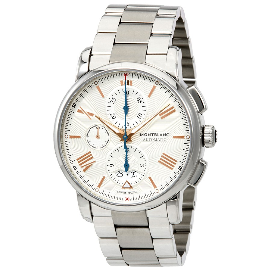 MontBlanc 4810 Chronograph Automatic Men's Watch 114856
