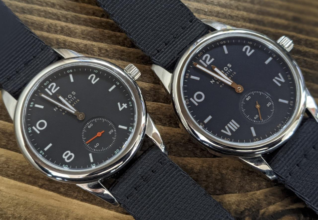 NOMOS Club Neomatik And Club Campus Neomatik 39 Replica watches